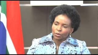 We are not giving up hope in South Sudan: Nkoana-Mashabane