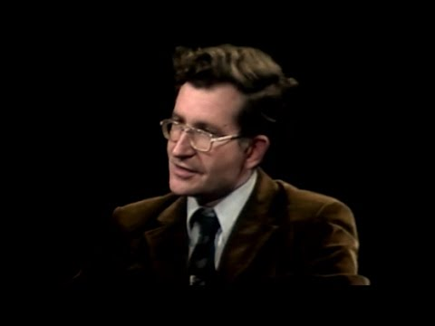 Noam Chomsky - The Structure of Language