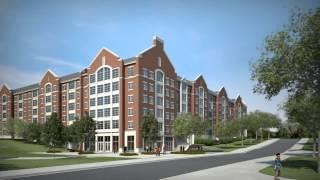 Auburn Athletics New Dorms