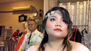 Barry & Valerie Aida Wedding