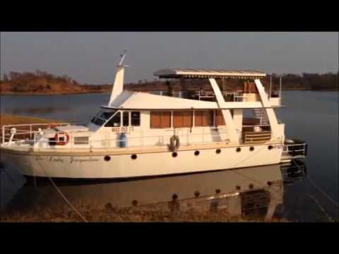 Why a houseboat holiday