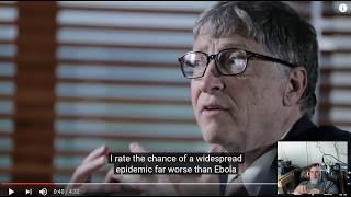Bill Gates Warns Us Of Epidemic