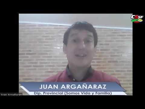 Argañaraz: Los abuelos no pueden esperar por los pañales