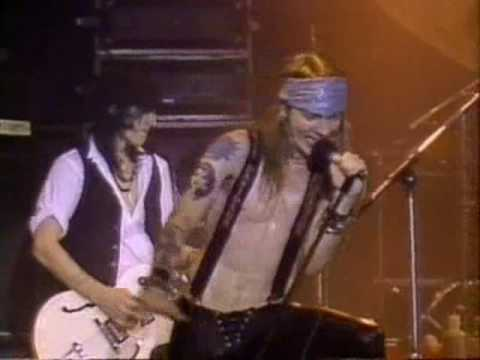 Guns N' Roses - Live At The Ritz - 1988 - My Michelle