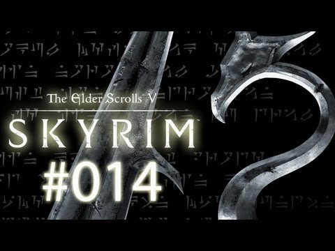 Let's Play The Elder Scrolls 5: Skyrim #014 [Deutsch] [HD] - Doofe Lydia