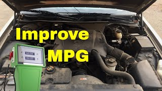 7 Ways to Get Better Gas Mileage on a V8, Old Car, Classic Car, SUV or Truck