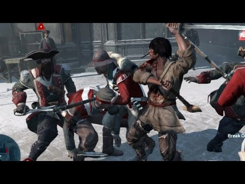 Streets of Blood - Assassin's Creed III Gameplay poster