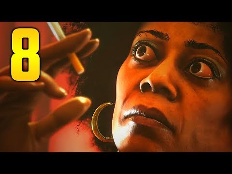 """Wolfenstein II: The New Colossus - Part 8 """"NEW ORLEANS GHETTO"""" (Let's Play)"""