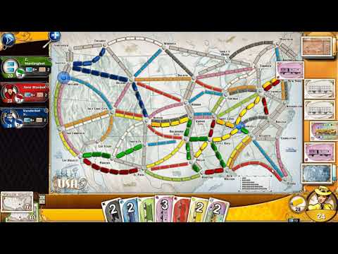 Ticket to Ride   Game 09 |