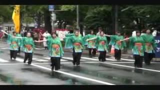 sapporo-yosakoi 18th. 2009 final-parade-6 (moseusi rimuse)