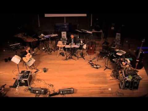 Master's Live Electronics Amsterdam Conservatory
