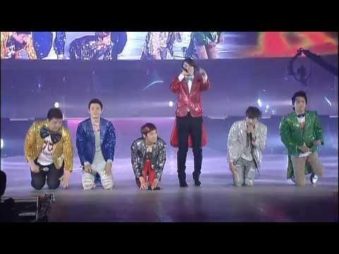 SUPER SHOW 3 DVD   20. Tok Tok Tok 똑똑똑 LIVE (SUPER JUNIOR) 111226