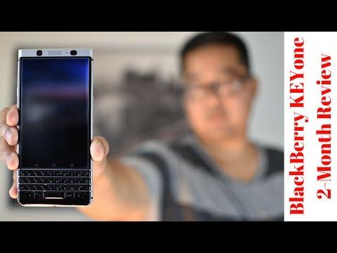 BlackBerry KEYone 2 Month Review