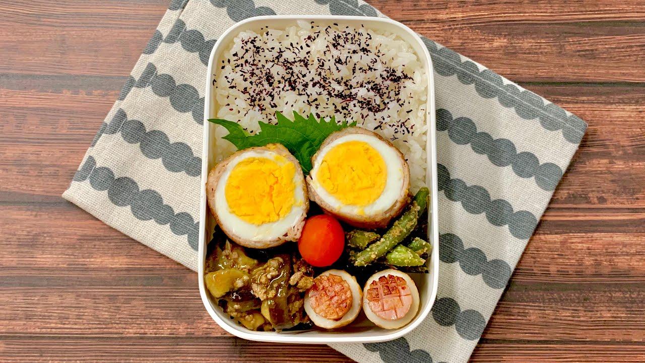 弁当 お ゆで 卵