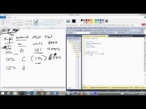 T SQL Lesson8 Multiple Joins and Self Join in SQL Server Bhaskar Reddy