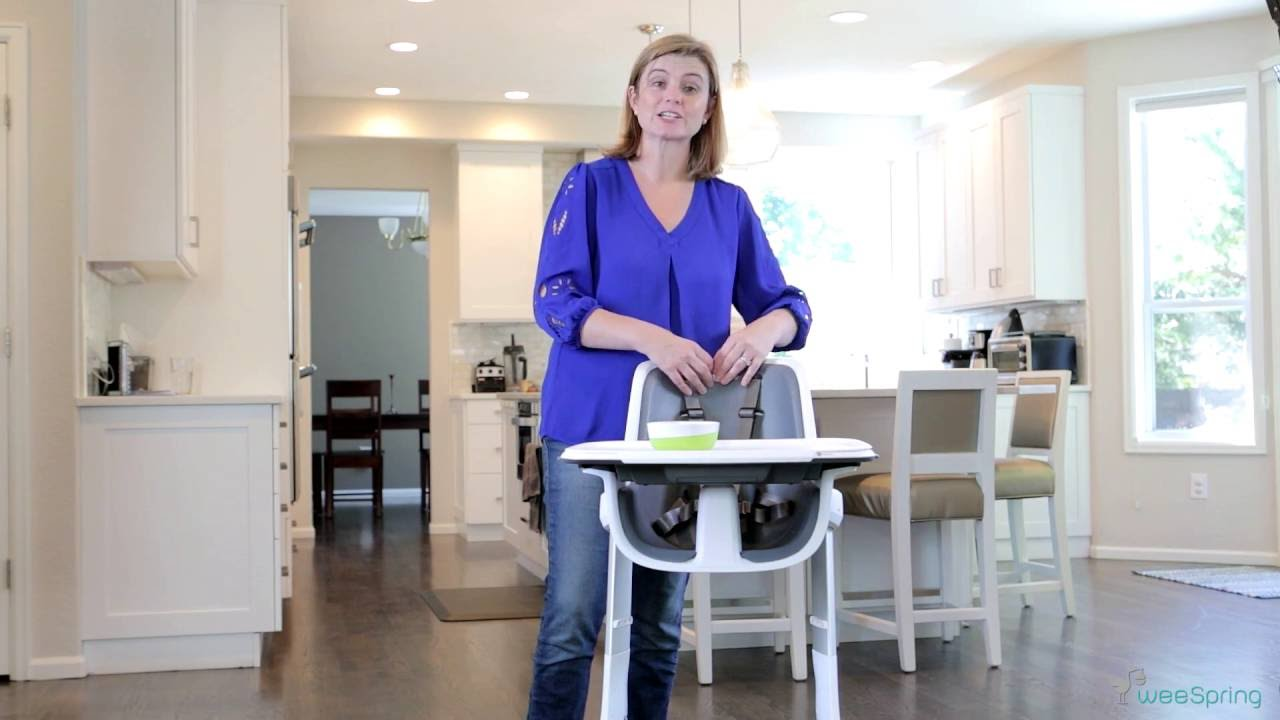 4moms high chair review desk ergonomic video from weespring youtube
