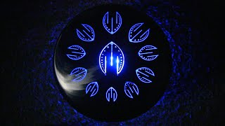 How to make your Steel tongue drum GLOW ✨✨