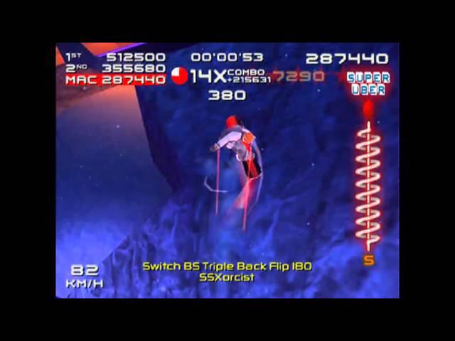 SSX 3 Emerge -  Fisherspooner (Snow Jam Remix)
