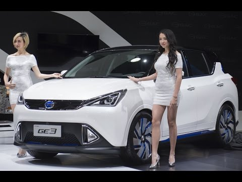 HOTNEWS!!! GAC GS7 - Chinese automaker came to Naias Show 2017