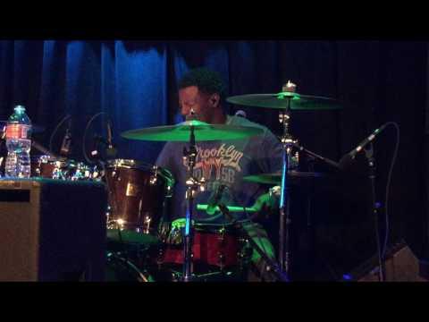 Felix 'D-Kat' Pollard drum solo, @ Sweetwater, 4/7/2017