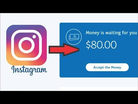The EASIEST way to make money on INSTAGRAM