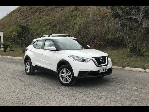 Nissan Kicks 1.6 S Manual 2018 em Detalhess - Falando de Carro