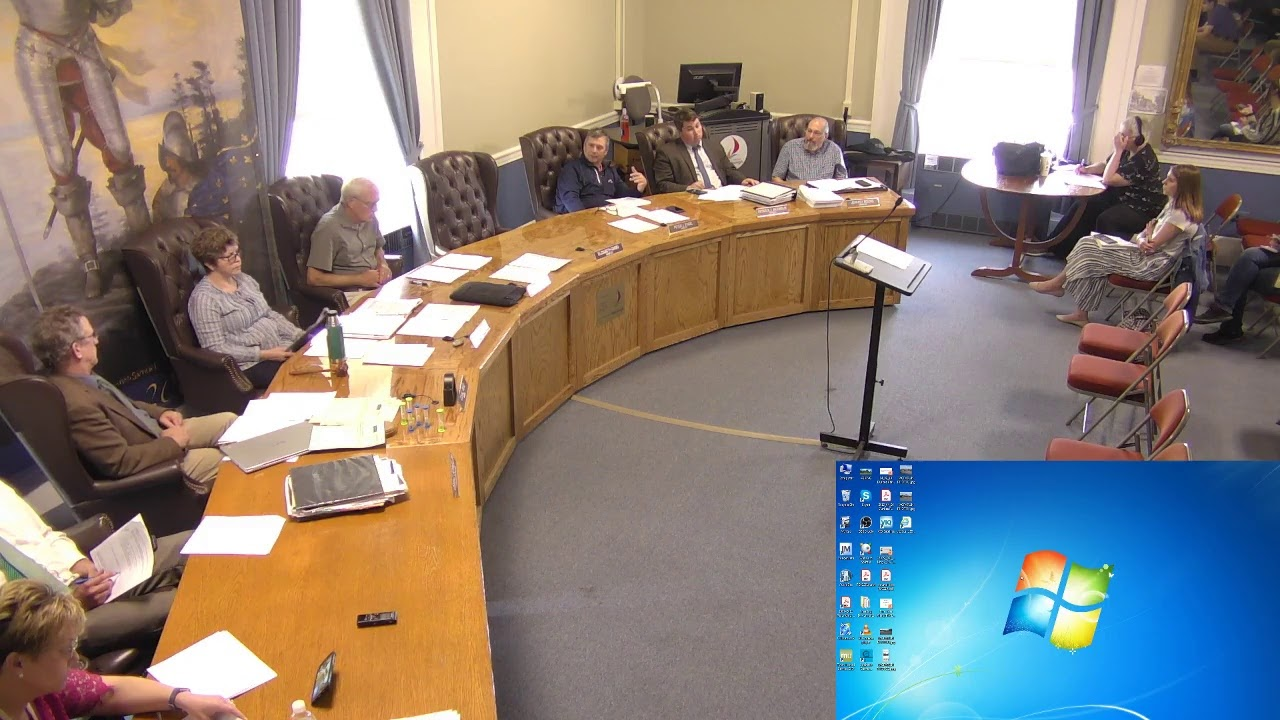 City of Plattsburgh, NY Meeting  5-30-19