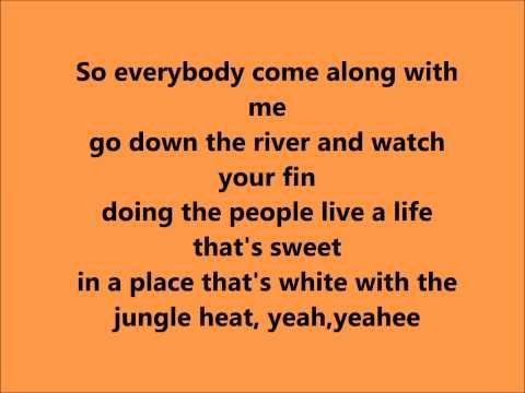 WILLY MOON-Railroad Track Lyrics