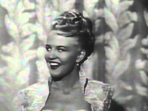 Peggy Lee - Why Don't You Do Right - 1950