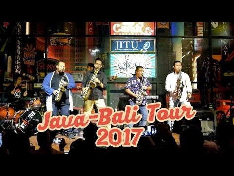 Saxx In The City Java-Bali Tour 2017 Highlights