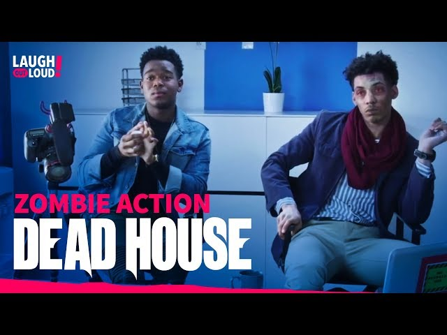 Zombie Action   Dead House   Full Episode    LOL Network