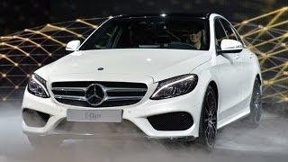 Новый Mercedes Benz C-класса: всё как у больших | New Mercedes-Benz C-Class(Изменений в салоне Mercedes-Benz C-класса еще больше. Неудивительно, что их нам приоткрыли в первую очередь еще..., 2014-01-30T12:34:49.000Z)