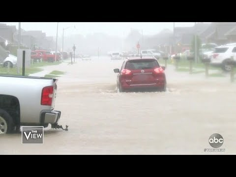 Louisiana Cleans Up After Storm, Floods   The View