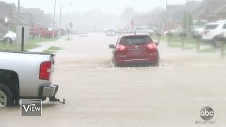Louisiana Cleans Up After Storm, Floods | The View