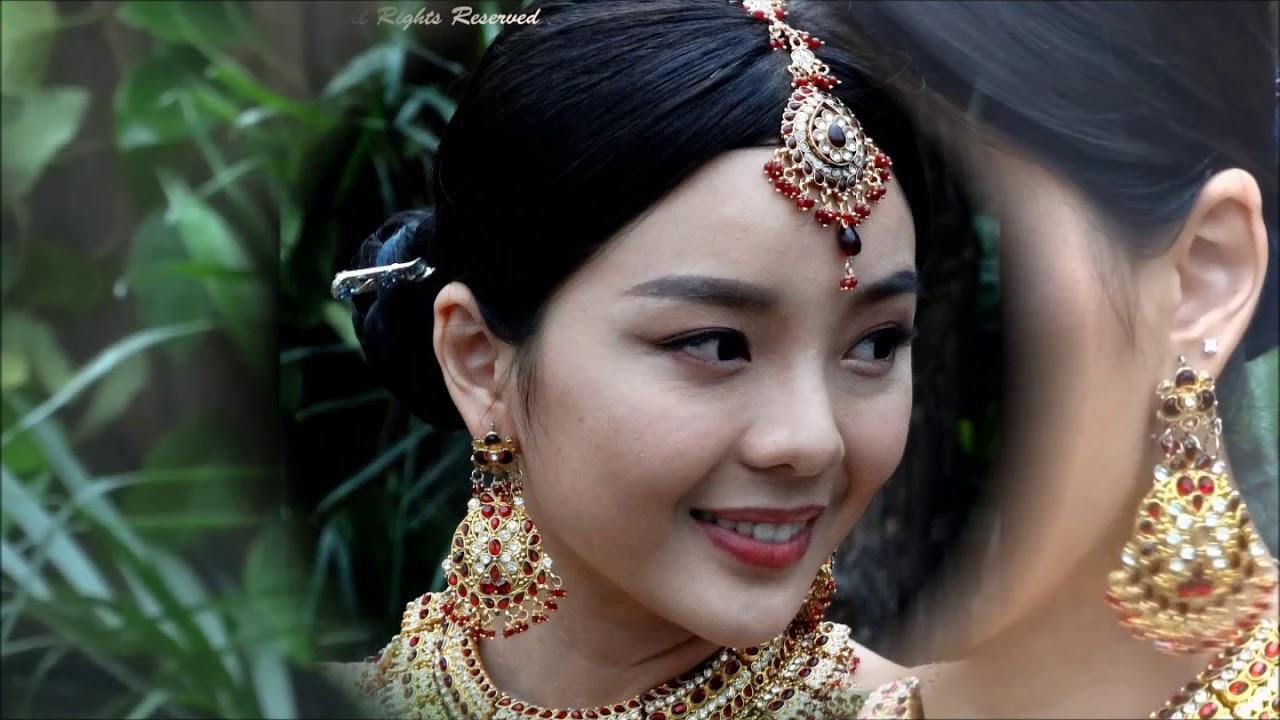 國際中華小姐冠軍 余思霆 MTV - YouTube