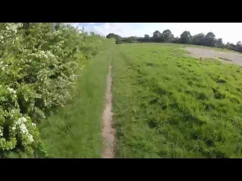 My daily run - Bromley Common