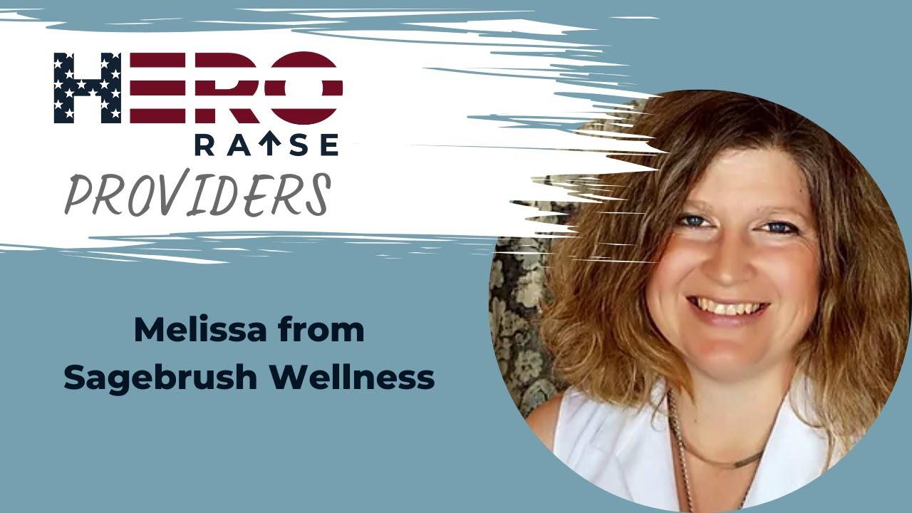 Provider Highlight: Interview with Melissa from Sagebrush Wellness