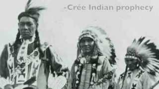 Quote - Cree Indian Prophecy