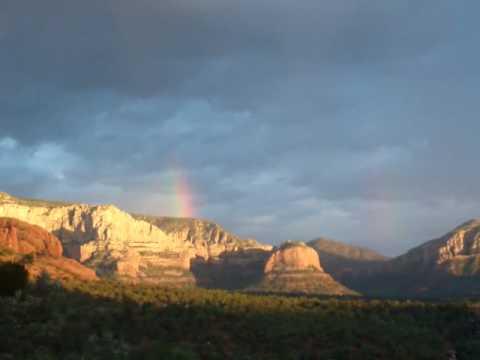 【Sunny。旅行】Sedona-Rainbow
