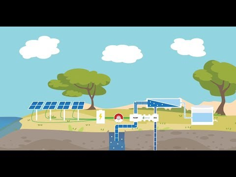 How Solar-powered Desalination works - Clean water for Islands using unlimited resources.