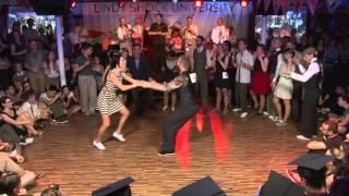 Lindy Shock 2013 - Open Lindy Hop Jack & Jill Final