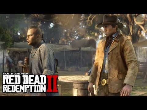 Red Dead Redemption 2 - HUGE STORY INFO! Trailer #2 Secrets, John Marston, Arthur Morgan & More RDR2