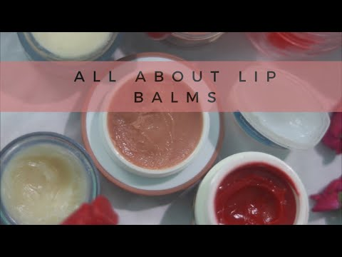 13 LIP BALMS THAT I LOVE/HATE �� My Lip Balm Collection