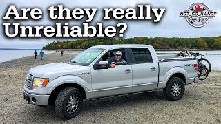 2009 Ford F150 5.4 V8 - Long-Term Review (Reliability, 0-60, Towing, Comfort, 4x4)