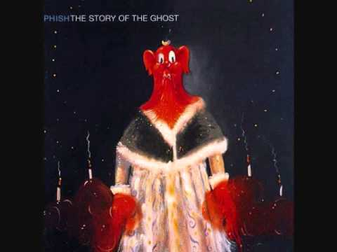 01. - Ghost - Phish