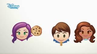 """""""Os Descendentes"""", contado por Emoji"""