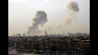 أخبار عربية | Hغارات جوية مكثفة من طائرات روسية على مدينة #درعا