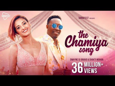 The Chamiya Song - DJ Bravo | Shakti Mohan | Gaurav | Rimi Nique | New Songs 2019