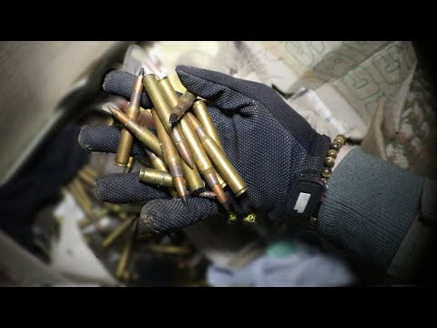 ABANDONED GUN CLUB OWNERS HOUSE - FOUND AMMO!!