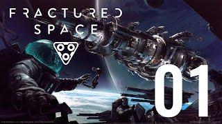 Fractured Space [01] – (Gameplay deutsch german)